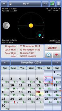 Sun & Moon Calendar screenshot 11