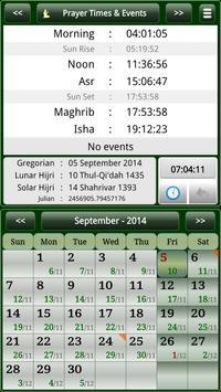 Sun & Moon Calendar screenshot 12
