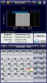 Sun & Moon Calendar screenshot 21