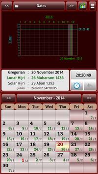 Sun & Moon Calendar screenshot 22