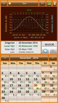 Sun & Moon Calendar screenshot 23