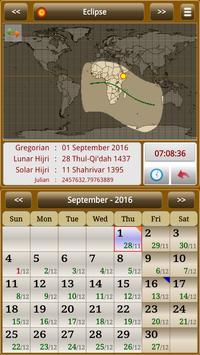 Sun & Moon Calendar screenshot 9