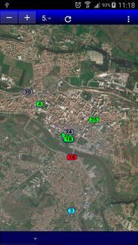 TaxiWatch apk screenshot