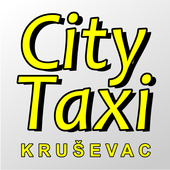 City Taxi Kruševac icon