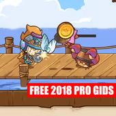 Postknight Gids 2018 FREE icon