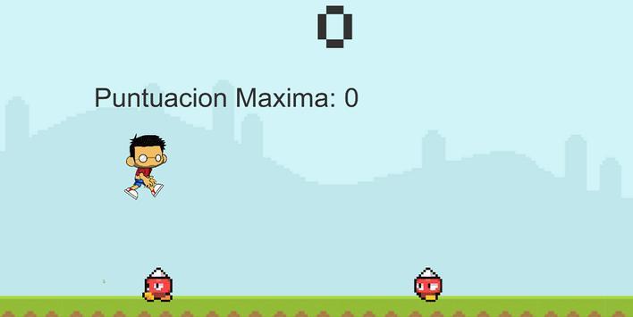 Saltando Con Moralon apk screenshot