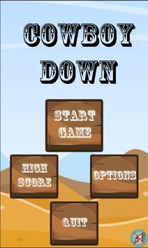 Cowboy Down poster