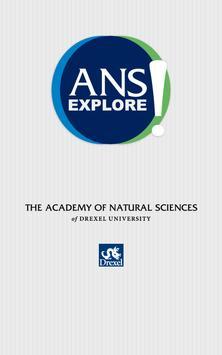 ANS Explore! Beta poster