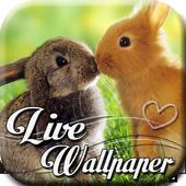 Animal Live Wallpaper icon