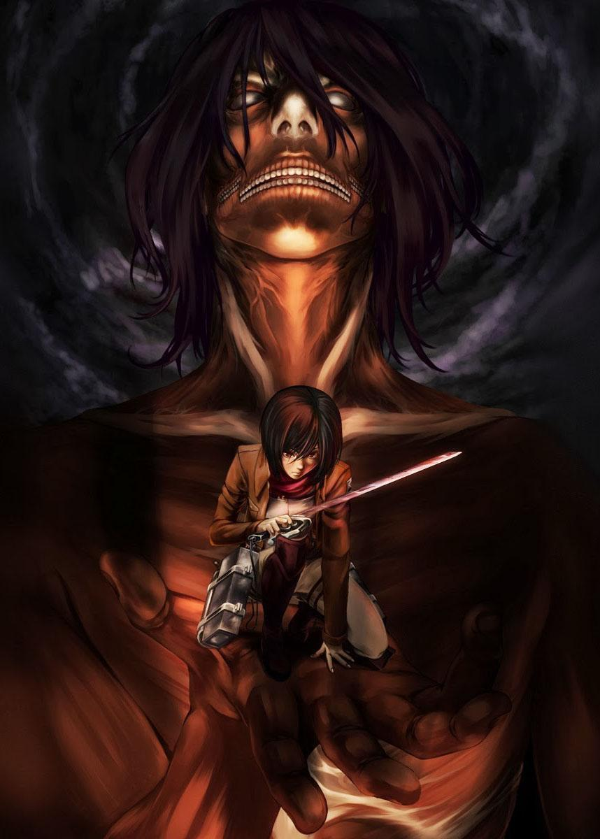 Attack On Wallpaper Titans For Android Apk Download