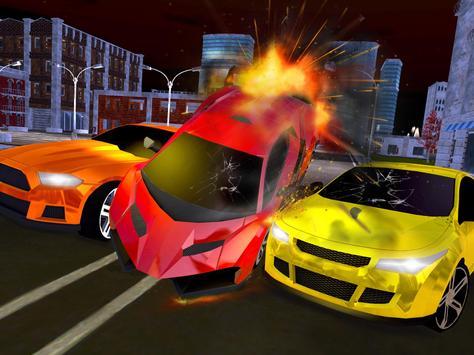 Mad City Demolition Derby Car apk screenshot
