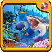 ikon Monster White Shark Revenge 3D