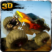 Monster Truck:Arena Collapse icon