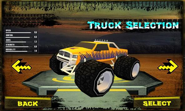 Monster Truck:Arena Collapse poster