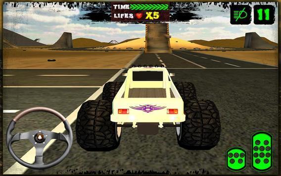 Monster Truck:Arena Collapse apk screenshot