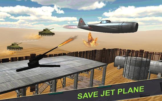 Air Combat Vanguard:Eagle 3D apk screenshot