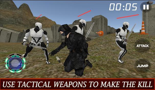 Assassin Ninja Warrior Revenge screenshot 11
