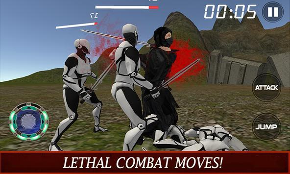 Assassin Ninja Warrior Revenge screenshot 4