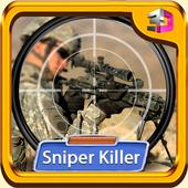Assassin Sniper:Killer Soldier icon