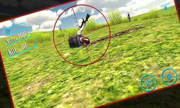 Assassin Sniper:Killer Soldier apk screenshot