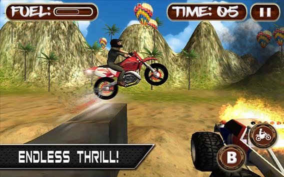 Bike Racing Rider Stunt Escape apk screenshot