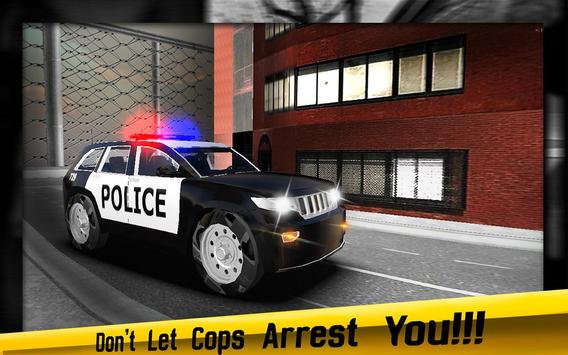 Crime Driver-VS-Police Chase apk screenshot