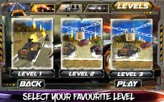 Death Race Desert Drive Fevers apk screenshot