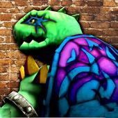 Prison Escape Super Turtle ( super hero hospital ) icon