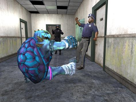 Prison Escape Super Turtle ( super hero hospital ) screenshot 13