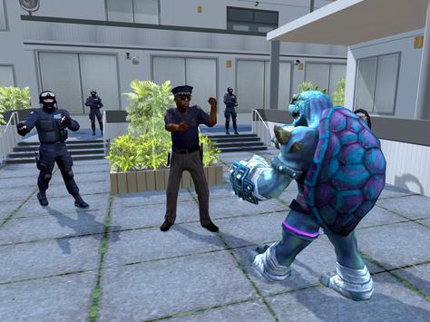 Prison Escape Super Turtle ( super hero hospital ) screenshot 1