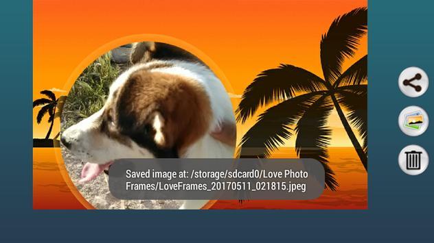 Collage HD Frames For Summer apk screenshot
