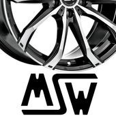 MSW 4D Wheeleditor icon
