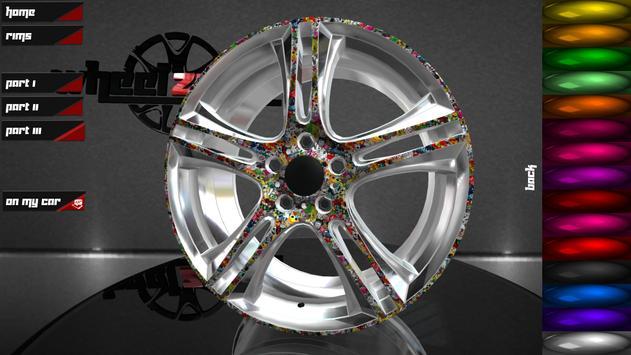 MSW 4D Wheeleditor screenshot 2