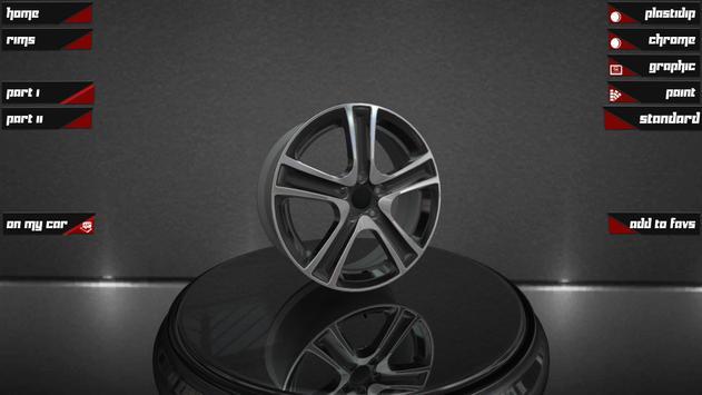 RC Design 4D Wheeleditor poster