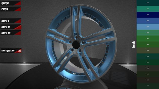 Team Dynamics 4D Wheeleditor apk screenshot