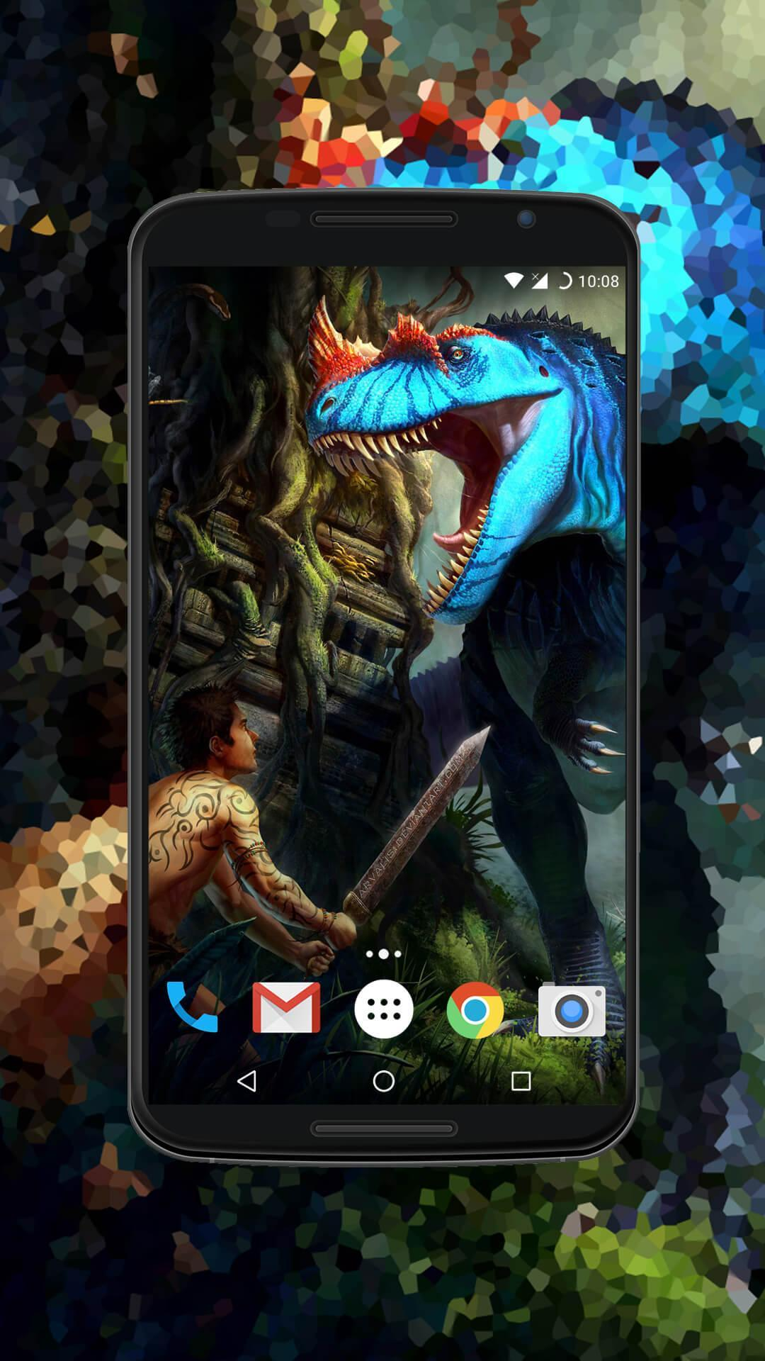 Ark Survival Evolved Wallpapers For Android Apk Download