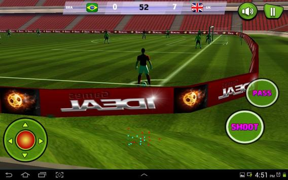 World Soccer Match : Football League 2019 apk screenshot