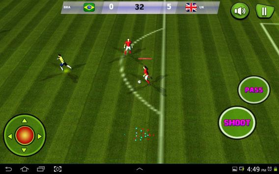 Soccer Dream League 2017 apk screenshot