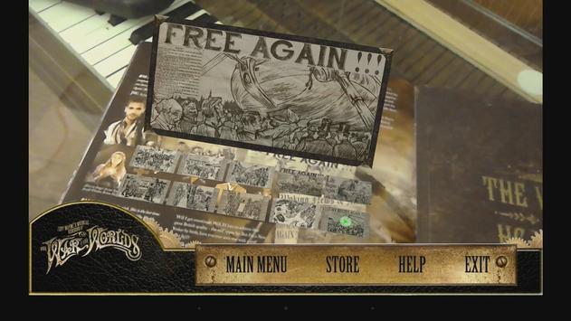 The War of The Worlds Tour apk screenshot