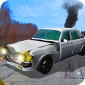 Destroy GAZ VOLGA 3110 icon