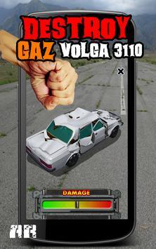 Destroy GAZ VOLGA 3110 screenshot 5