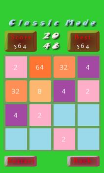 AS 2048 Fun apk screenshot