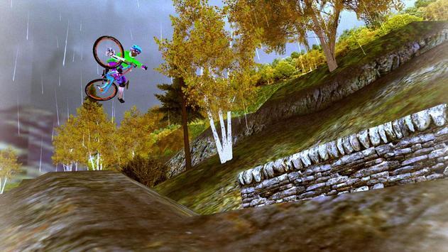 Shred! Downhill Mountainbiking تصوير الشاشة 5