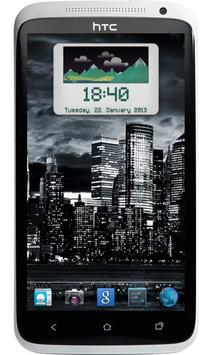 LED Google Now Weather - UCCW poster