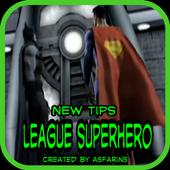 New Tips League SuperHero icon