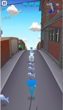 لعبة القط المشاغب screenshot 5