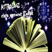 Astrology Love about of Zodia icon