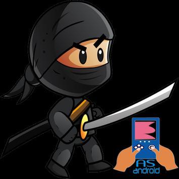Running Ninja gama screenshot 1