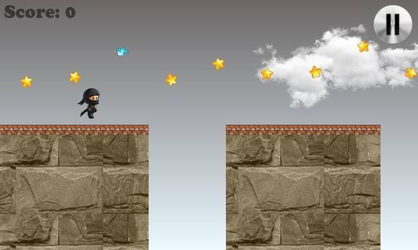 Running Ninja gama screenshot 2