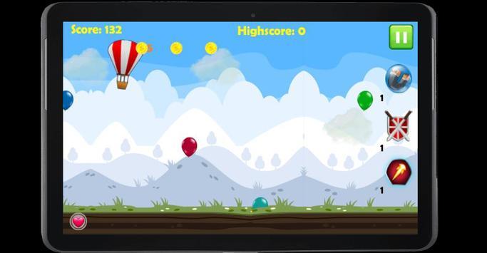 Fly with Balloon apk screenshot